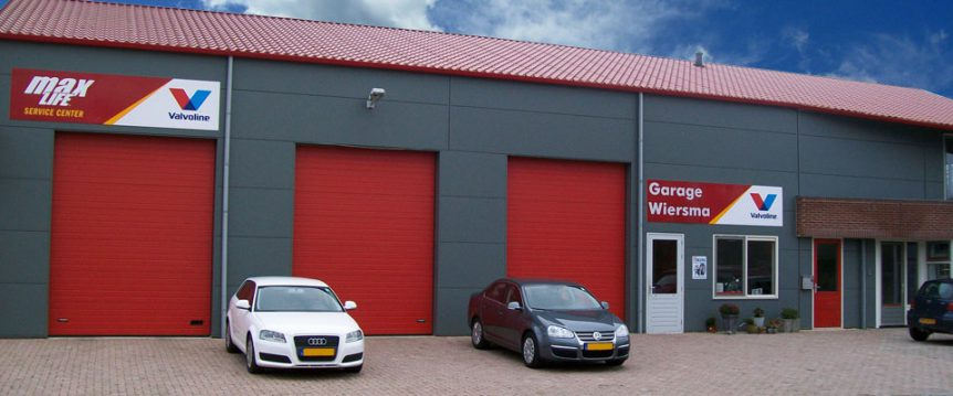 bedrijfspand garagebedrijf wiersma tzummarum